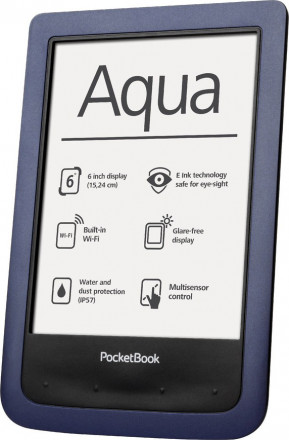 PocketBook 640 (Aqua)