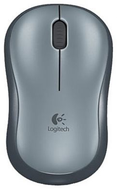 Logitech Wireless Mouse M185 Grey-Black USB