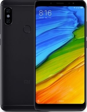 Xiaomi Redmi Note 5 3/32GB (Black)
