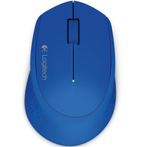 Logitech Wireless Mouse M280 Blue (910-004294)