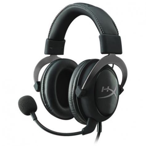 Kingston HyperX Cloud II (GunMetal)