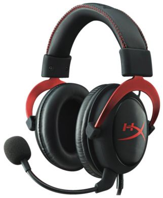Kingston HyperX Cloud II (Red)